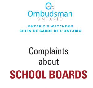 Complaints about School BoardS-brochure-SB2016-EN-1